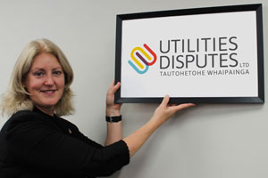 Hon. Heather Roy announces Utilities Disputes