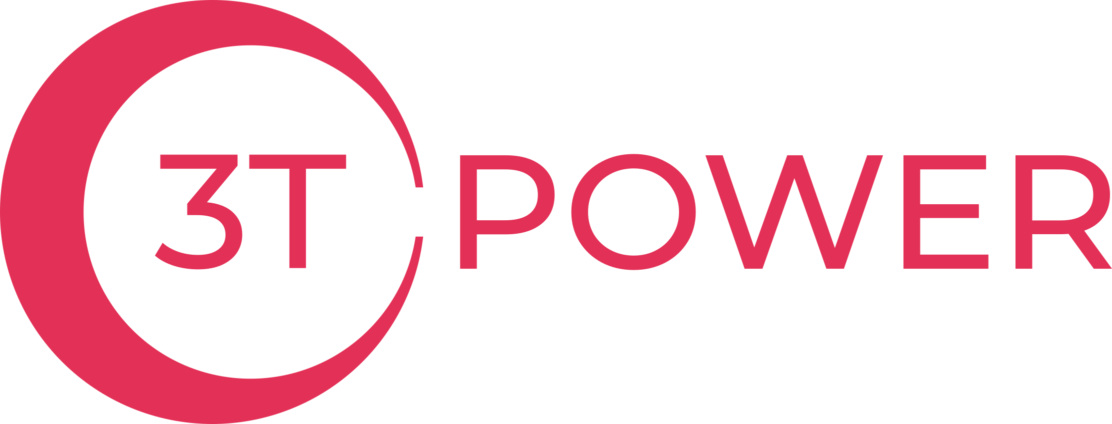 3T Power logo