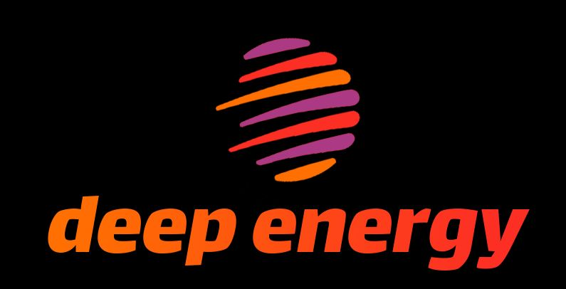 Deep Energy logo