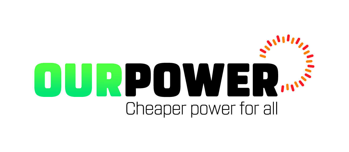 OurPower logo