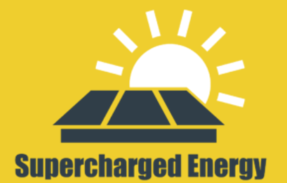 Supercharged Energy logo