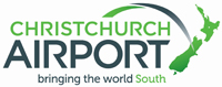 Christchurch International Airport Logo